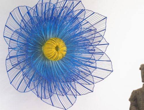 NEW! Floral Wire Sculptures